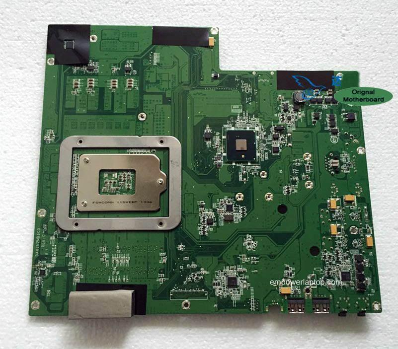594299-001 HP Omni 200 200-5000 AIO Motherboard DA0ZN2MB6C0 Mainboard 100%tested fully work