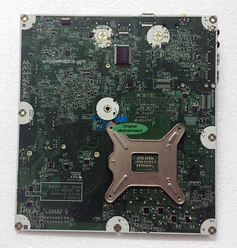 656945-001 HP Compaq Elite 8300 AIO Motherboard 657097-001 11053-1 48.3GH08.011 Q75 LGA1155 Mainboard 100%tested fully work