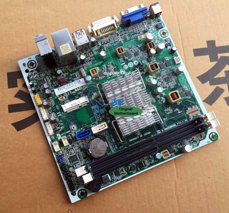 712659-001 HP Pavilion Slimline 400 PC Desktop Motherboard 717072-501 Mainboard 100%tested fully work