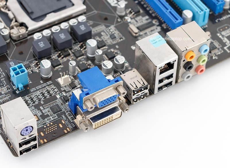 Asus P7H55-M DP Desktop Motherboard H55 Socket LGA 1156 i3 i5 i7 DDR3 16G uATX On Sale Second-hand High Quality