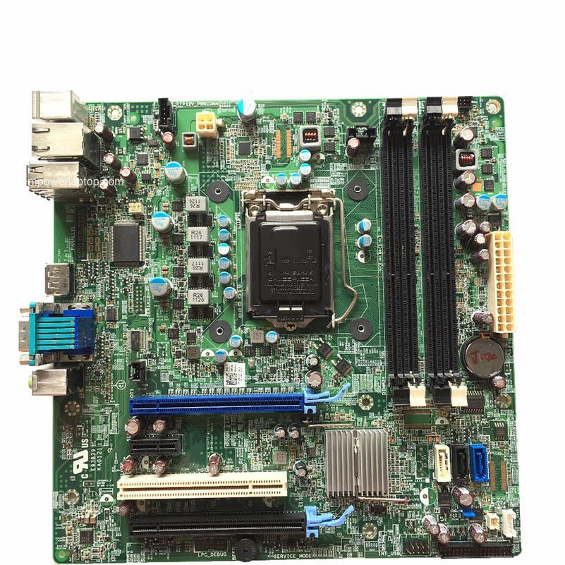 Dell OPX 990 SMT CN-0VNP2H 0VNP2H VNP2H LGA1155 Q67 motherboard
