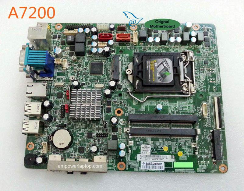 Lenovo A7200 AIO deska IH81S1 Základní deska 100% testování pracovat