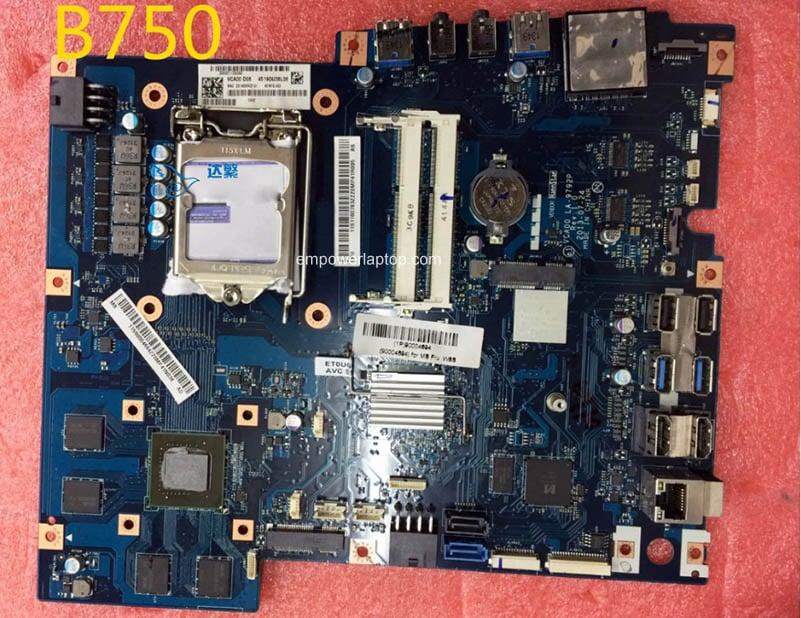 Lenovo B750 AIO Placa de baza CIB85S VCA00 LA-9792P Placa de baza 100% testate pe deplin locul de muncă