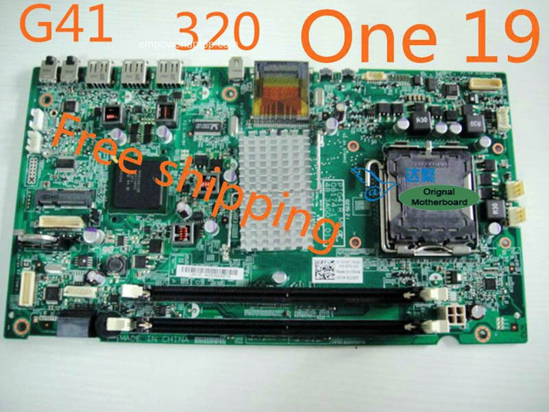 CN-0J190T J190T DELL Inspiron 19 320 AIO Motherboard Mainboard 100%tested fully work