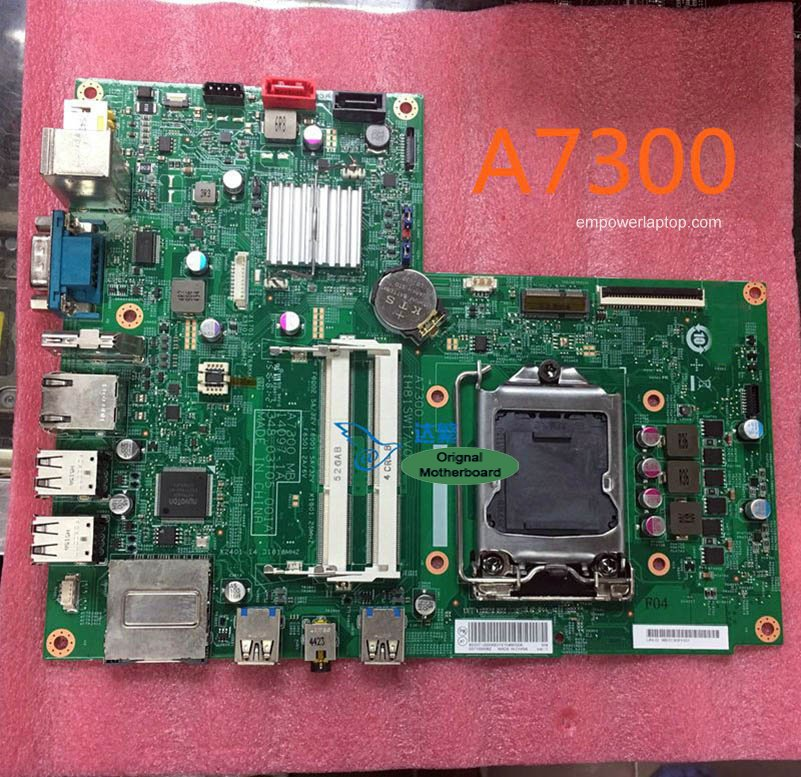 Lenovo A7300 AIO Motherboard IH81SW1 14097-1A 348.03T05.001A Mainboard 100%tested fully work
