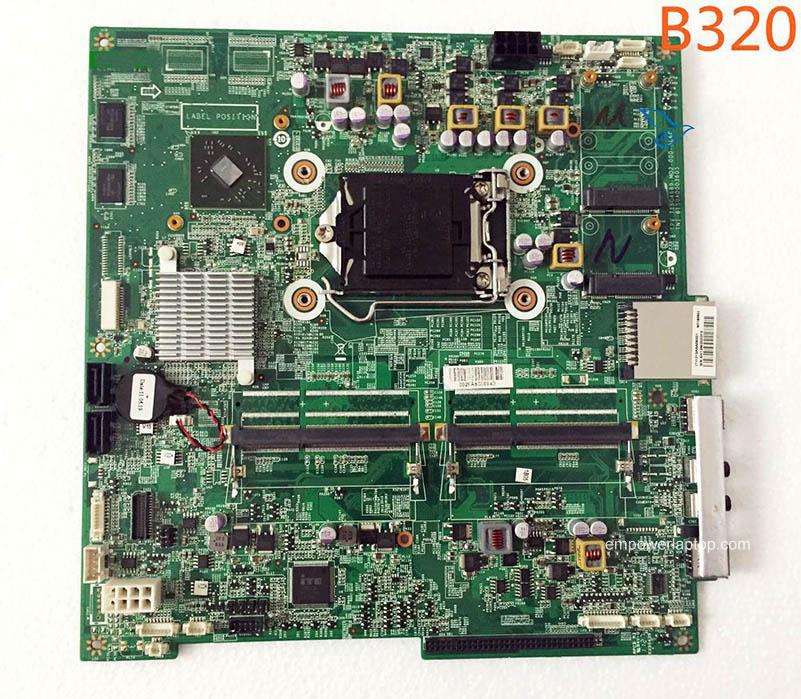 Lenovo B320 B320I AIO Motherboard CIH61S V:1.0 Mainboard 100%tested fully work