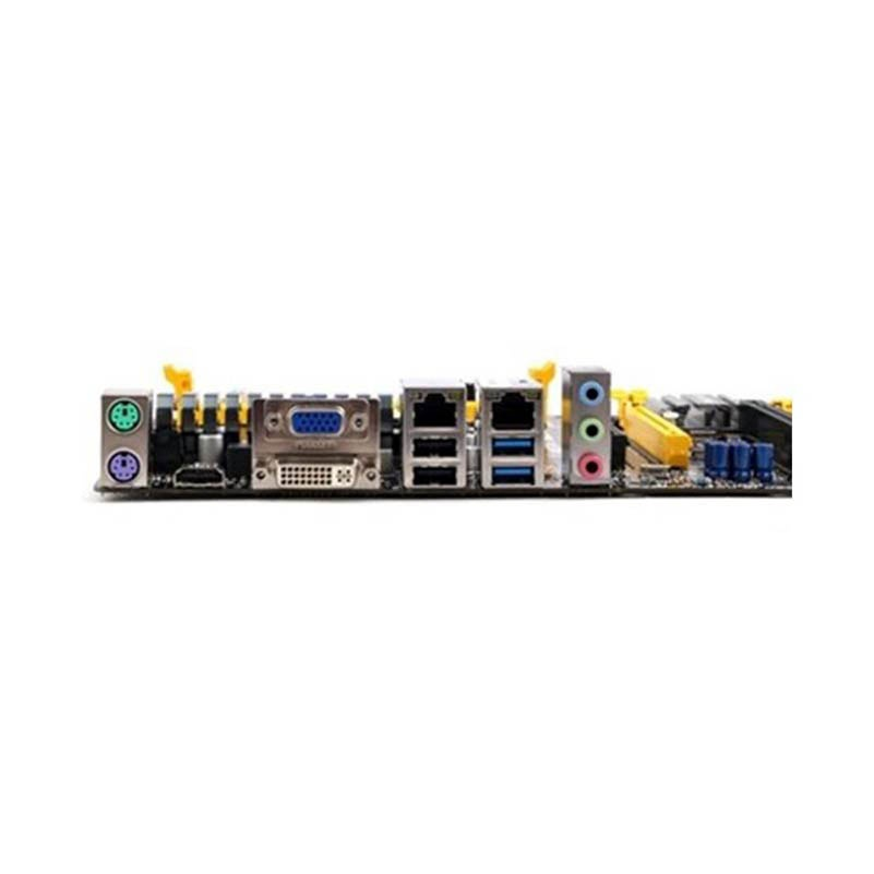 BIOSTAR Hi-Fi B85S2G Používá se deska B85 LGA 1150 DDR3 32g SATA3 USB3.0 ATX