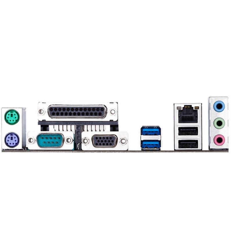New H110 1151 motherboard Gigabyte GA-H110-D3A H110-D3A DDR4 LGA1151 6GPU 6PCIE mining machine motherboard