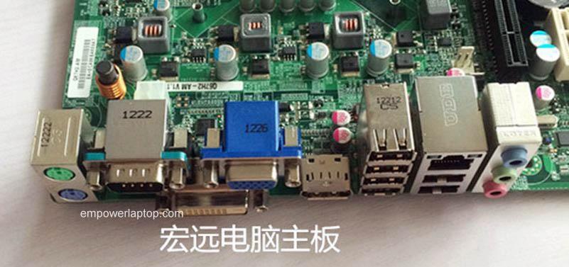 ACER S6610 S6610G Desktop Moederbord Q67H2-AM LGA1155 moederbord 100% volledig getest werkt