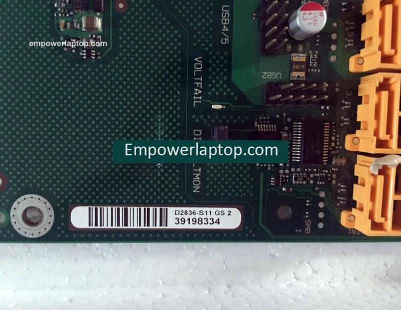 D2836-S11 GS W26361-W1962-Z2-02-36 industrial motherboard