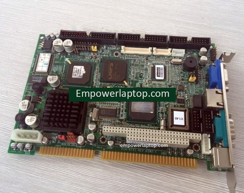 DHL EMS-free-shipping PCA-6751 REV.B202-1 industrial motherboard PCA-6751 B202-1 well