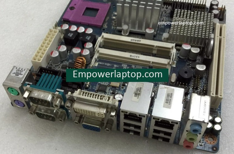DHL EMS-free-shipping EMX-965GME 08GSA965GM1304 MINI-ITX industrial motherboard