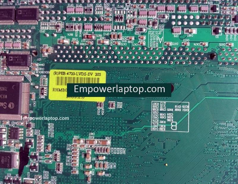 PEB-4720 PEB-4720-LVDS-SV industrial motherboard