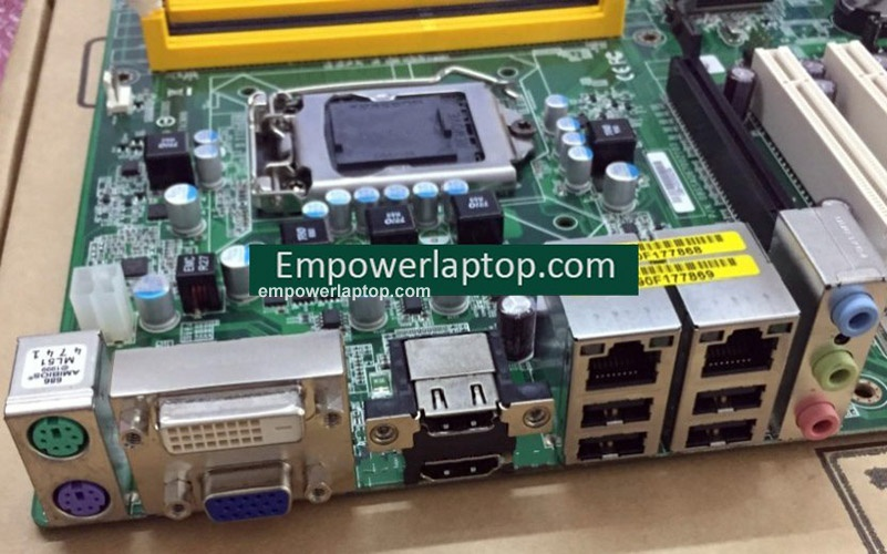 M-342 P/N: 08GSAQ67002103 industrial motherboard for ADLINK 5*PCI support I3 I5 I7
