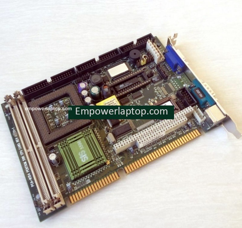 DHL EMS original PCA-6154 industrial motherboard well