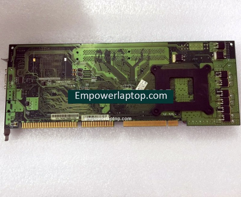 original NORCO-740AE industrial motherboard well