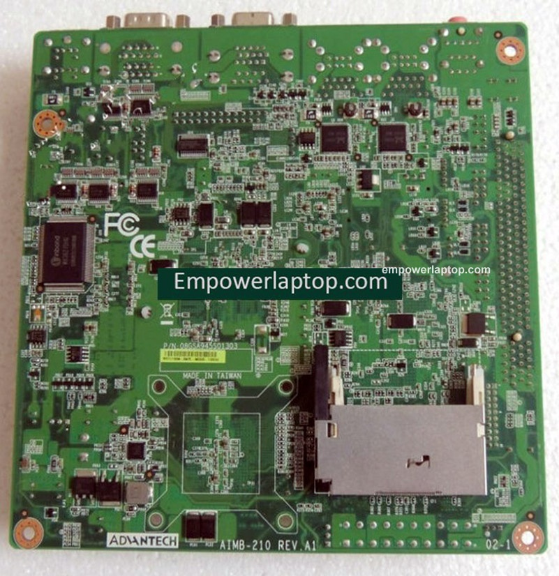 original AIMB-210F-S6A1E industrial motherboard