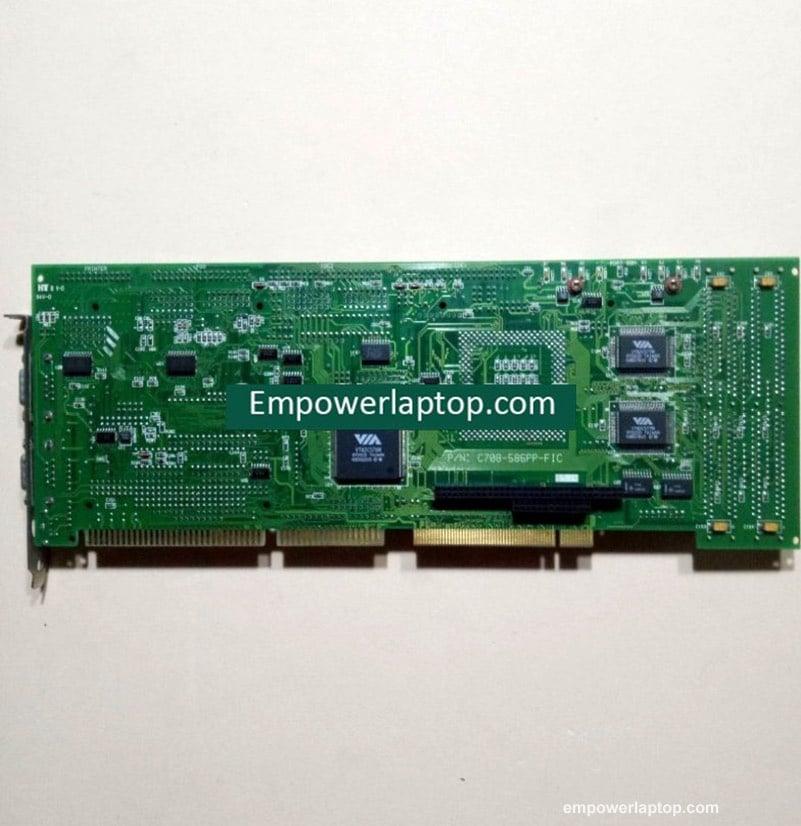 original LMB-586PF industrial motherboard well DHL EMS