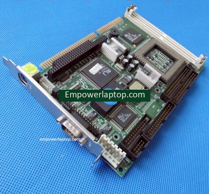 DHL EMS P5/6X86 SBC Ver:G4 industrial motherboard well