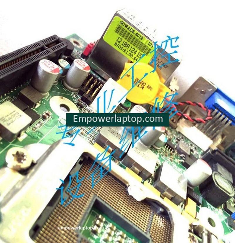 original WADE-8012 B930A553AB18012821 industrial motherboard Mini-ITX LGA1155