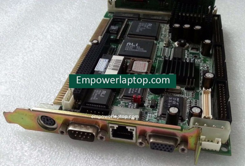 original ECB-640 Rev.A1 industrial motherboard