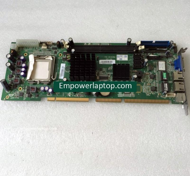 original FSC-1814V2NA VER:C00 industrial motherboard
