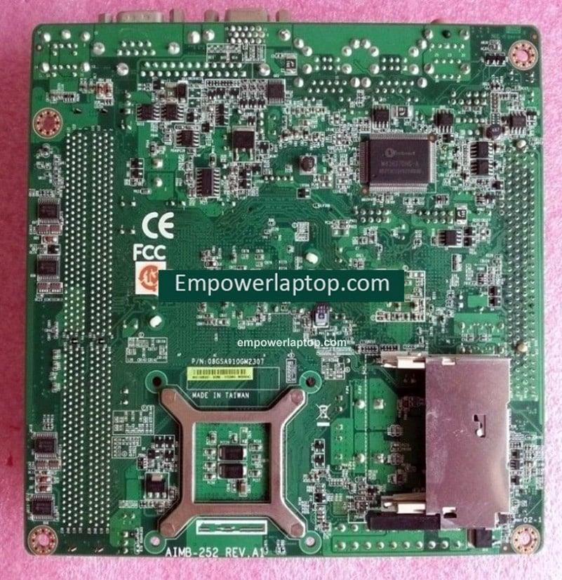 original AIMB-252 AIMB-252G2-00A1E industrial motherboard