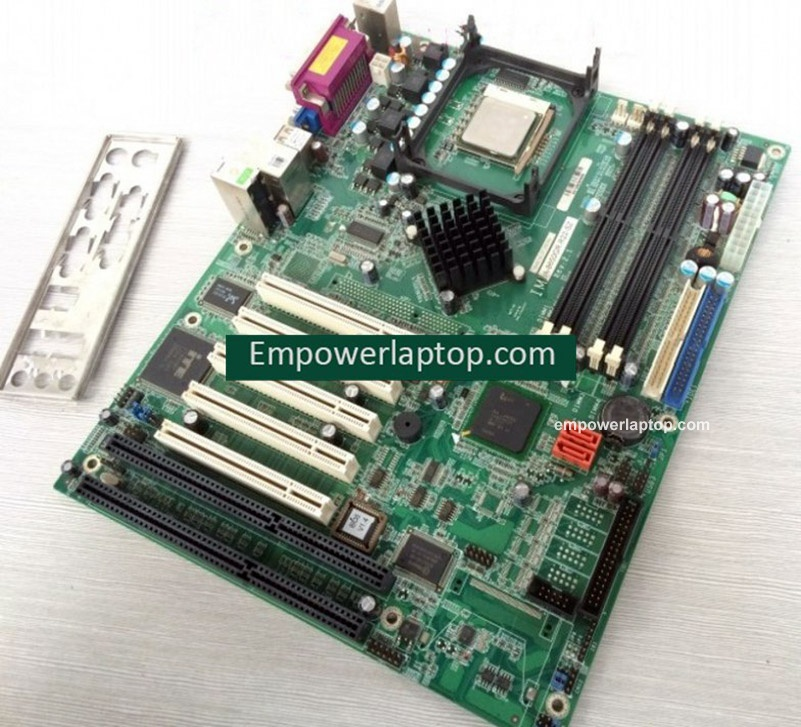 original IMBA-8650GR-R22-SZ Rev:2.1 industrial motherboard