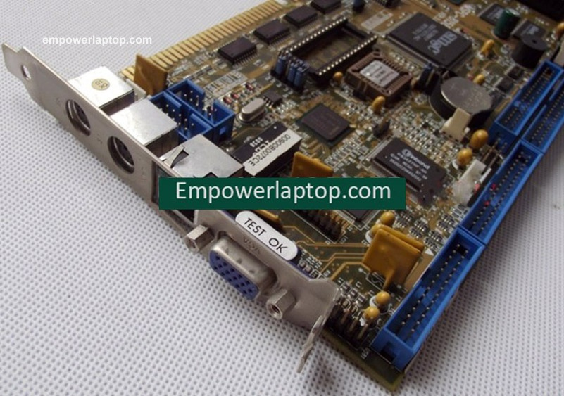 original MSPC-8158 industrial motherboard