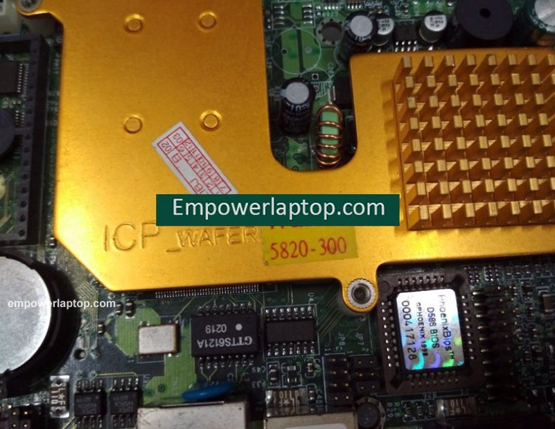WAFER-5820-300-R3-NOCB WAFER-5820-300 industrial motherboard