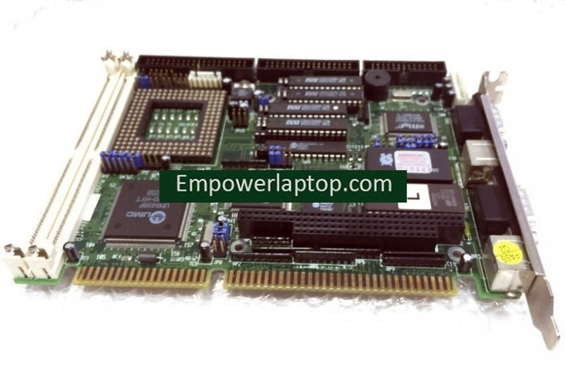 Model: SSC-486H Ver:C8 industrial motherboard