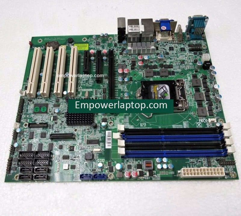RUBY-D712VG2AR-A B930A512AB1D712820 industrial motherboard