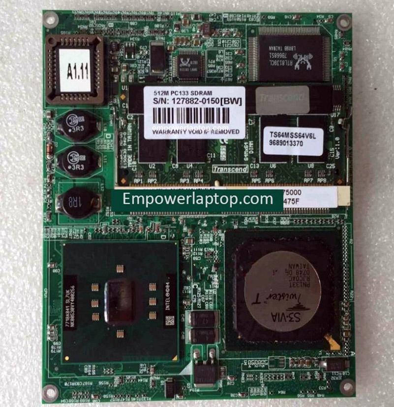 Original SOM-4475 SOM-4475F industrial motherboard