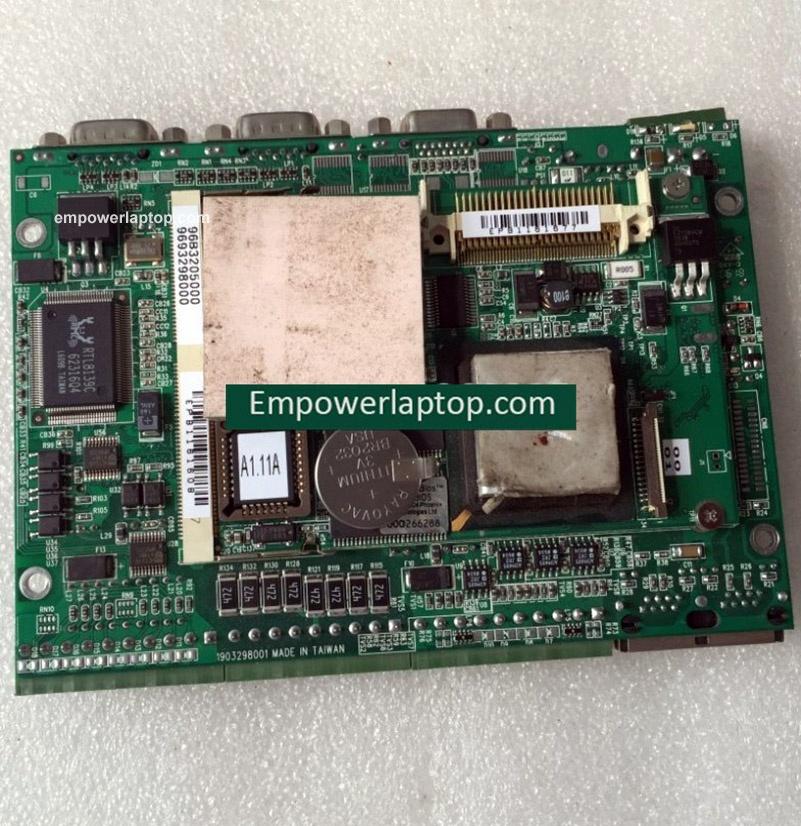 original SOM-2980 industrial motherboard
