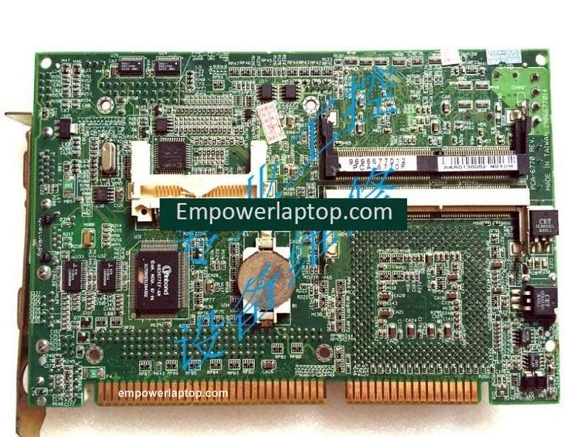 PCA-6770 REV.B2 PCA-6770F industrial motherboard well