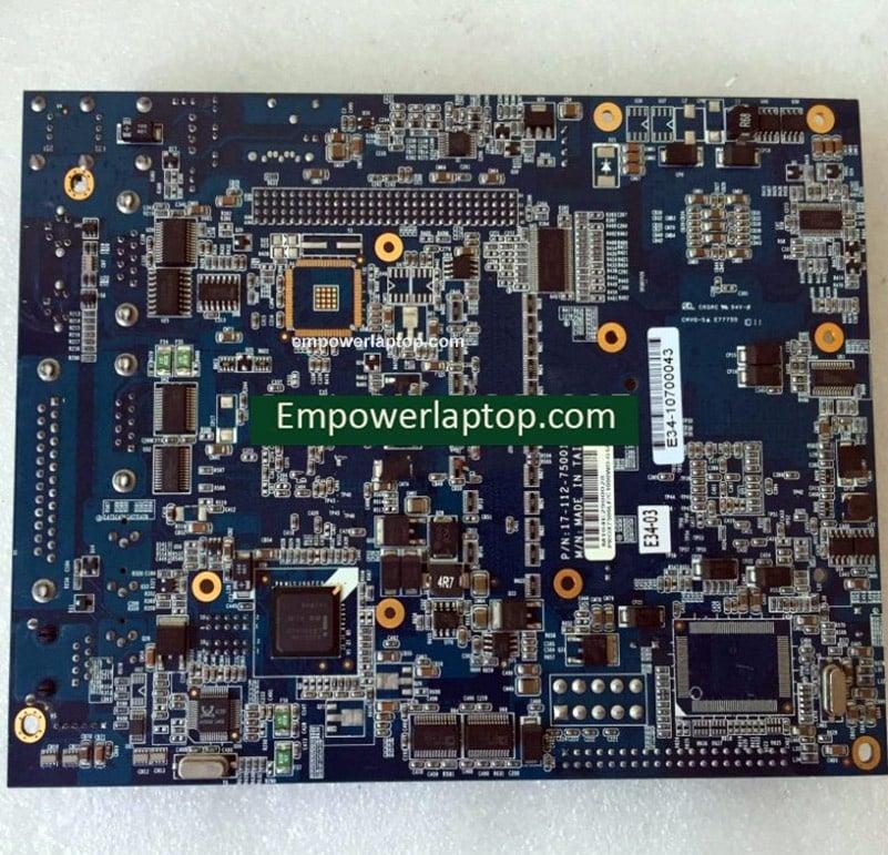 original P/N: 17-112-750010 PROX7500LF / C1000WO-G1A PROX-7500LF industrial motherboard