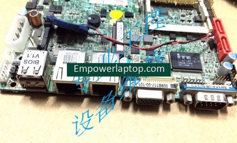 original WAFER-ATOM-N270-R10 industrial motherboard