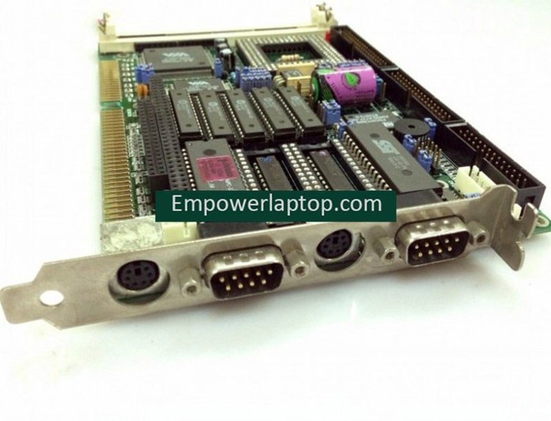 original LMB-486LH industrial motherboard