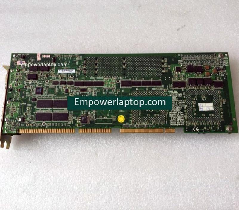 original PCA-6277 PCA-6277VE with single LAN port industrial motherboard