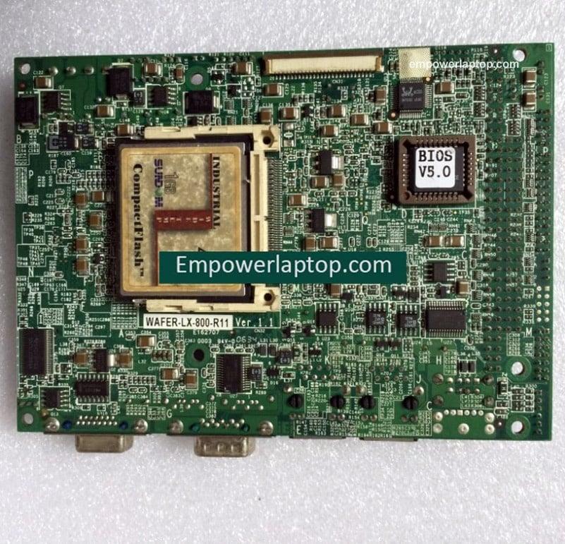 original WAFER-LX-800-R11 industrial motherboard