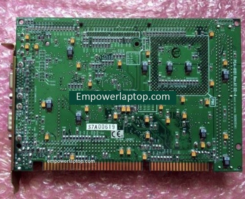 PCA-6151 Rev.A1 ISA 586 industrial motherboard