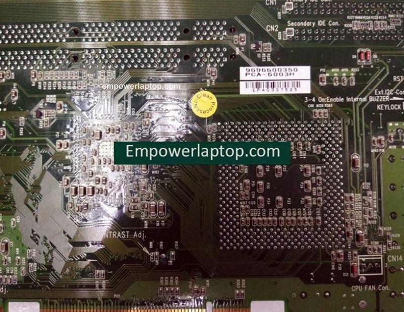 PCA-6003 PCA-6003H industrial motherboard