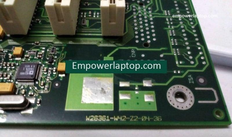 original D1219-A32 GS W26361-W42-X-03 W26361-W42-Z2-04-36 industrial motherboard