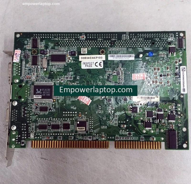 original SIS-8600-LV NO:7778B industrial motherboard