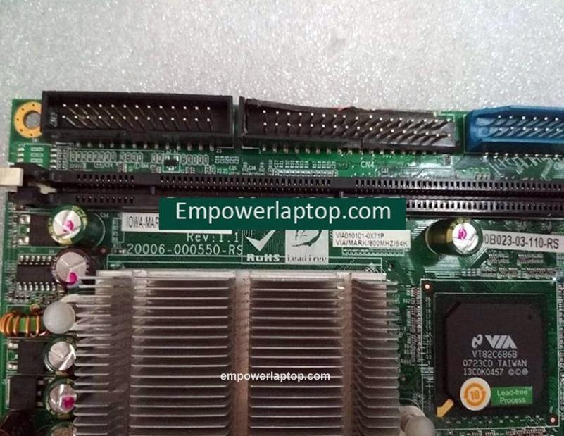 IOWA-MARK IOWA-MARK-800-128MB-R11 industrial motherboard well