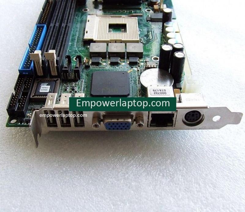 original HSB-835P P4 PCI half-size industrial motherboard