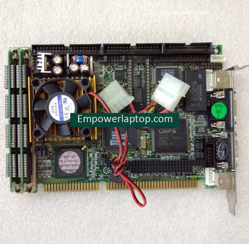 original NEAT-575 REV:A2 ISA 586 industrial motherboard