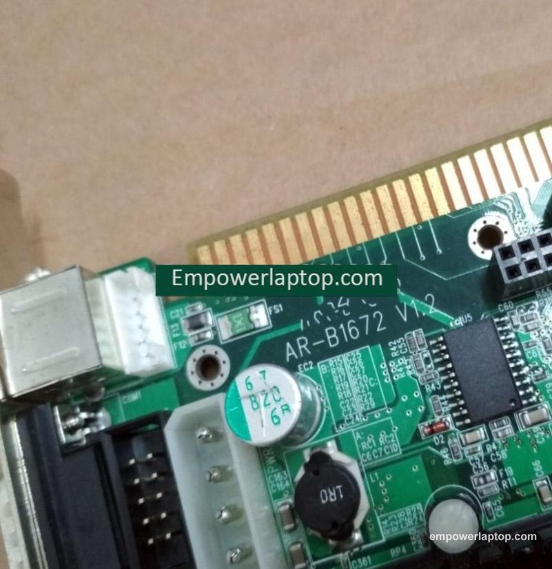 AR-B1672 V1.2 industrial motherboard