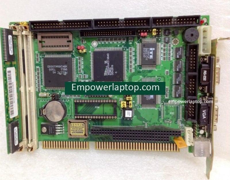 SBC-357 386 CPU CARD REV:A1.2 motherboard
