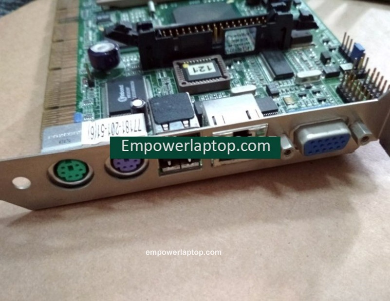 ROCKWELL AUTOMATION 140573-010 RA6181-SB industrial motherboard